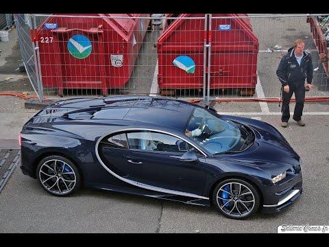Geneva Motor Show 2017 - Bugatti Chiron