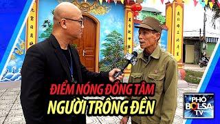 Điểm nóng Đồng Tâm: Phỏng vấn người trông coi Đền Mẫu thôn Hoành