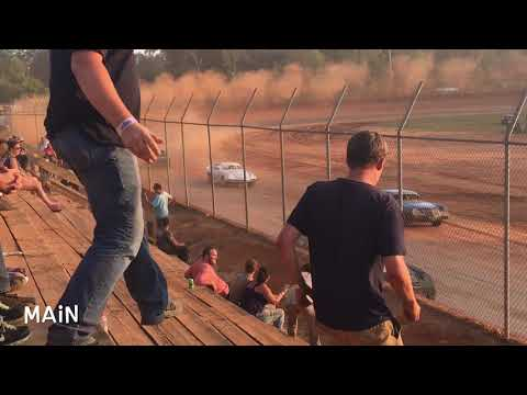 Pure Stock Harris Speedway 9/17/17