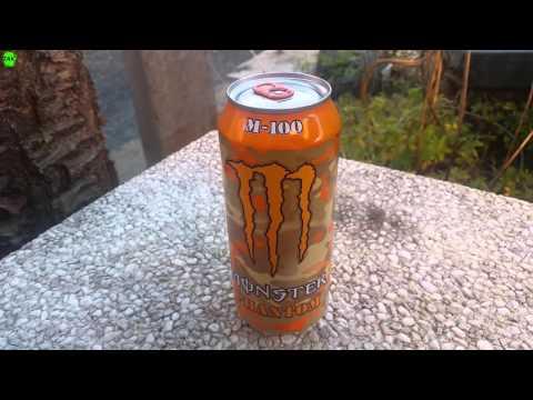 let s drink monster energy m 100 phantom usa youtube. Black Bedroom Furniture Sets. Home Design Ideas