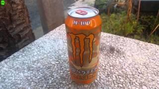 LET´S DRINK: MONSTER ENERGY M-100 PHANTOM (USA)