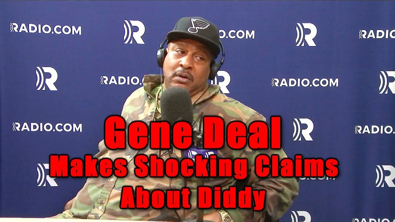 Gene Deal Makes SHOCKING Claims About Diddy And Sad News On Biggie's Last Night (Full Interview