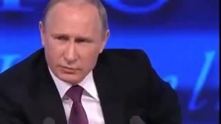 Вятский Квас и Путин=) Пьяный журналист задал вопрос.
