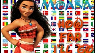 Moana - How Far I