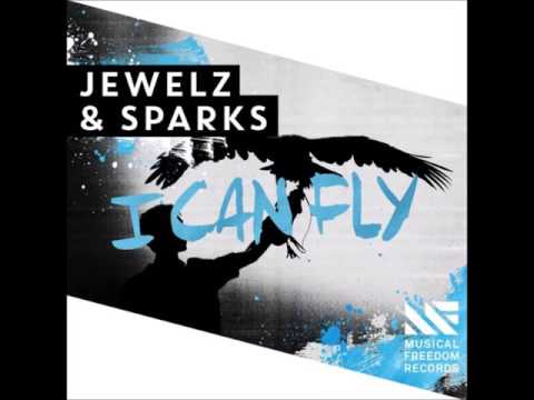 Jewelz & Sparks - I Can Fly (Extended Mix)