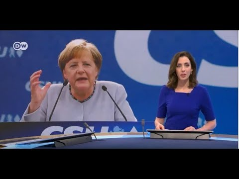 Transatlantic Trouble. Merkel Can't Completely Rely on the US.