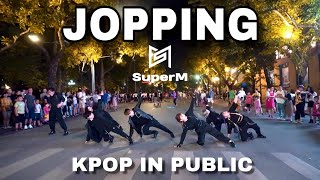 Gambar cover [KPOP IN PUBLIC] SuperM 슈퍼엠 'Jopping' Dance cover by XFIT Crew