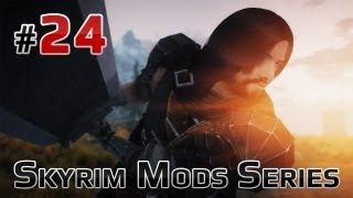 ★ Skyrim Mods Series - #24 - Superl3 ENB, Berserk Armor, Herman the Mad, Eisen Platte Armor