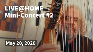 Andreas Vollenweider | Mini Concert 2