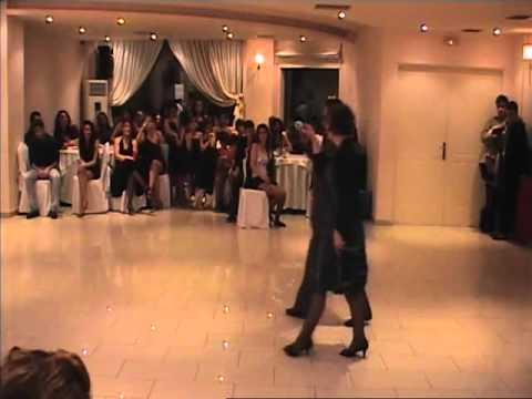 Eugene Moltchanoff Dance Studio-Dance Show-13.03.2011-12-cam 1 Modern Waltz /Stavros-Alesia