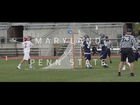Maryland Lacrosse 2017 | Big Ten Semifinal