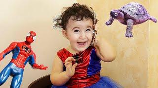 Super Celina and Super Hero Hasouna #3 - سوبر سيلينا والبطل الخارق حسونة للاطفال