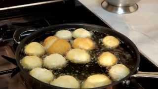 Jamaican Mini Fried Dumpling