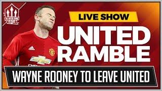 ROONEY PERISIC ZLATAN   MUFC TRANSFER NEWS thumbnail