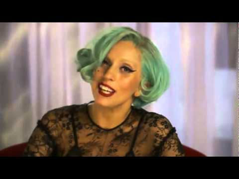 Lady Gaga - Singing Happy Birthday To You