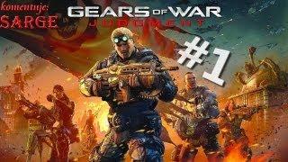 Zagrajmy w Gears of War: Judgment odc. 1 - Prequel epickiej serii
