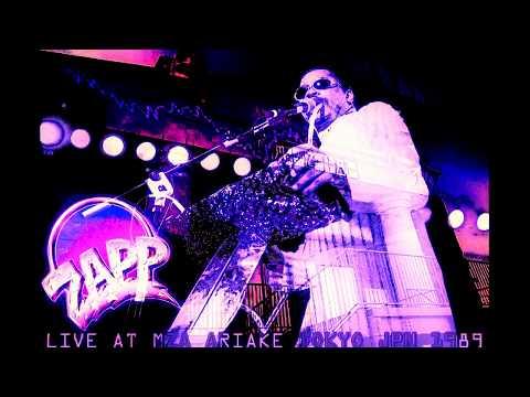 Zapp - Heartbreaker (Live 1989 @ MZA Ariake Tokyo)