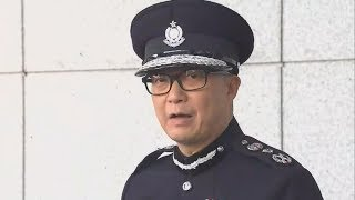 Tang Ping-keung appointed Hong Kong's new police commissioner