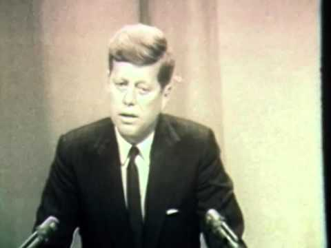 President John F. Kennedy's First Televised News Conference of January 25, 1961
