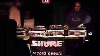 Excess and Mike Boo - Live freestyle at Nuyorican Cafe