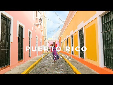Crossing Off My Bucket List! | Puerto Rico