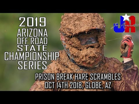Round 2 | 2019 AZ Off Road state Championship | Prison Break Hare Scrambles