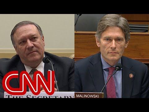 Lawmaker to Pompeo: 'What's to like' about Kim Jong Un?