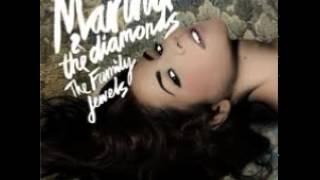 Marina And The Diamonds | 06 Obsessions (Audio) [The Family Jewels]