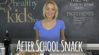 Healthy After School Snack: Baked Plantain Chips - Healthy Kids 4 Busy Families Episode #11