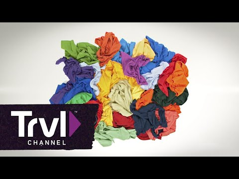 How to Pack Clothes to Minimize Wrinkles - Travel Channel