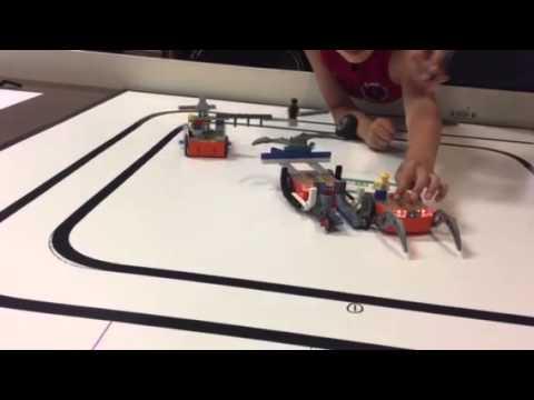 Edison Robot Sumo Battle