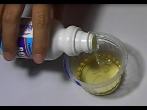 test de grossesse avec javel