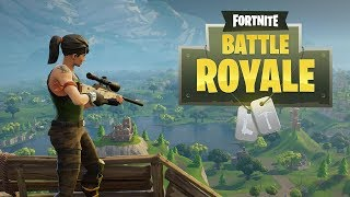 Getting the Drop on the Competition! - Fortnite Battle Royale Gameplay - Xbox One
