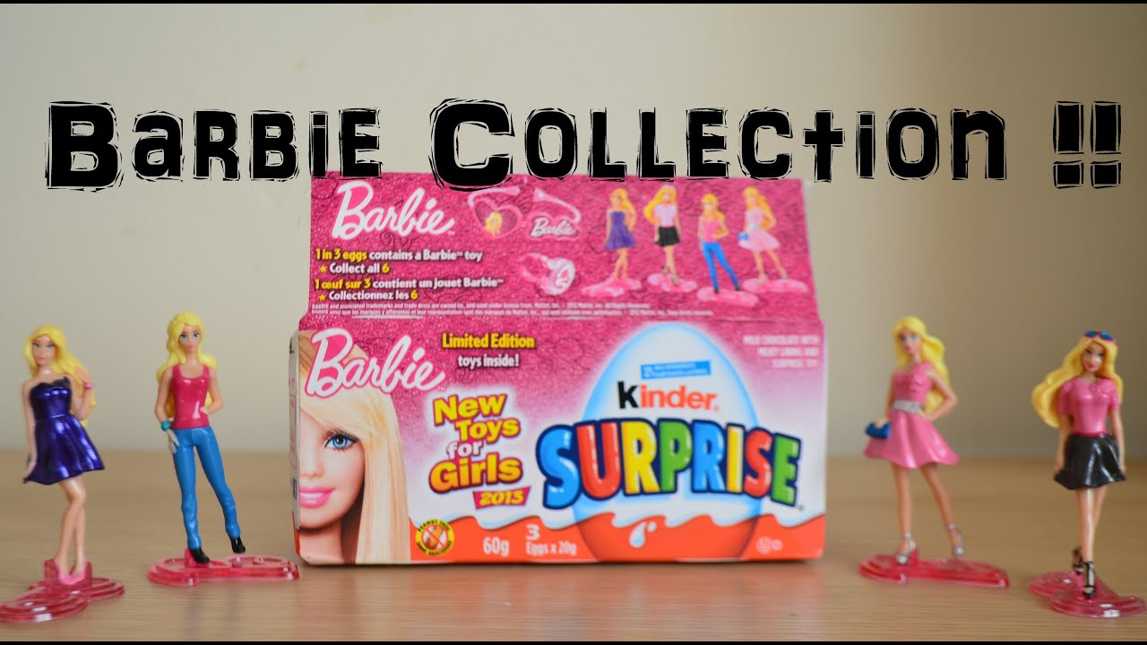 Barbie Kinderspiele