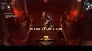 Diablo 3, gameplay Historia 31, El Demonio mayor en la aguja de plata