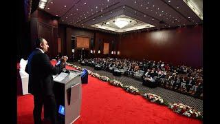 Adalet Bakanı Abdulhamit Gül // Uluslararası İnsan Hakları Sempozyumu