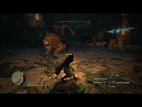 Mod Progress - Dragon's Dogma - Chimeras hunt in packs!