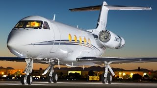 Top 10 Airlines - 10 Most Expensive Private Jets in the World