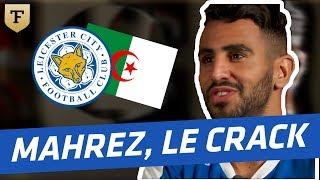 Riyad Mahrez, le crack de Premier League, répond à Vincent Labrune et l'OM !