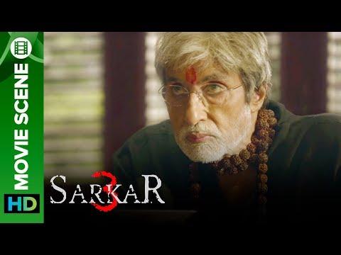 Dard Ki Keemat Chukaani Padti Hai | Amitabh Bachchan | Sarkar 3