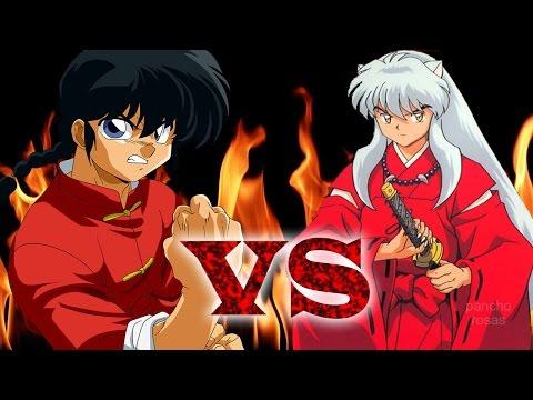Ranma VS Inuyasha [BATALLAS DE RAP]