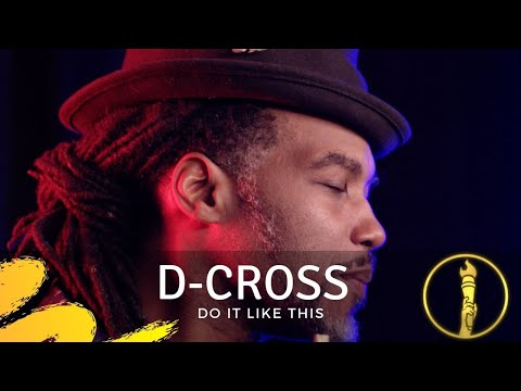 D-Cross | Do It Like This | Live In Studio Performance | American Beatbox