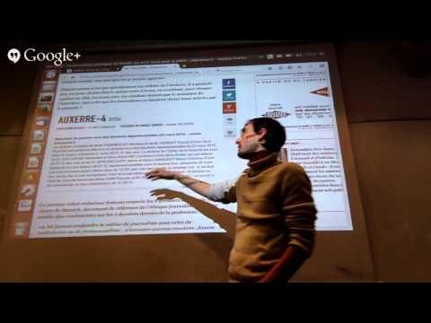 François Portet Talk - Ambient Intelligence and Smart Spaces