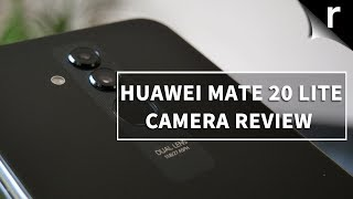 Huawei Mate 20 Lite Camera Review | 4 lenses in 1!