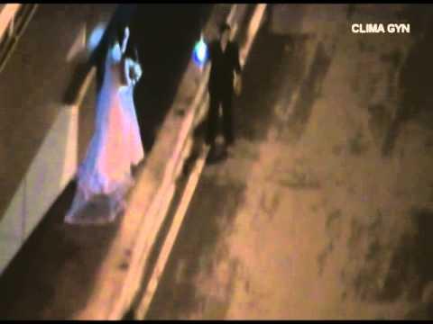 Inusitado: casal usa ruas de Goiânia como cenário para suas fotos