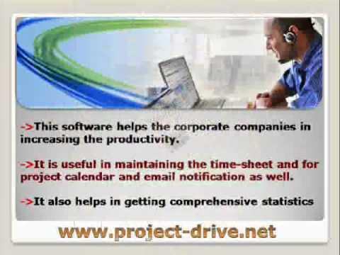 Project Management Software's Advantages