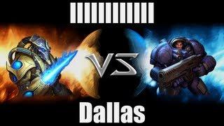 llllllllllll (P) vs Dallas (T) -- Starcraft 2 [LAGTV]