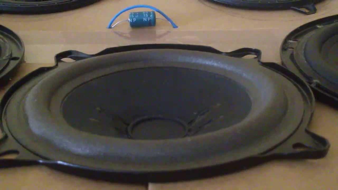 Impianto stereo con casse altoparlanti da auto 2 youtube - Impianto stereo da camera ...