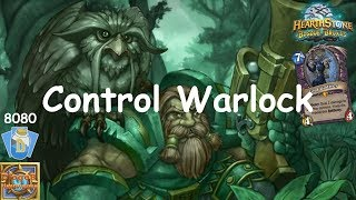 Hearthstone: Control Warlock #1: Witchwood (Bosque das Bruxas) - Standard Constructed