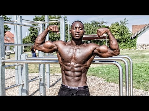 STREET WORKOUT/ CALISTHENICS